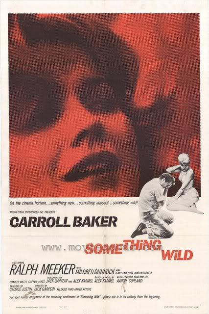 3604311020a Jack Garfein   Something Wild (1961)