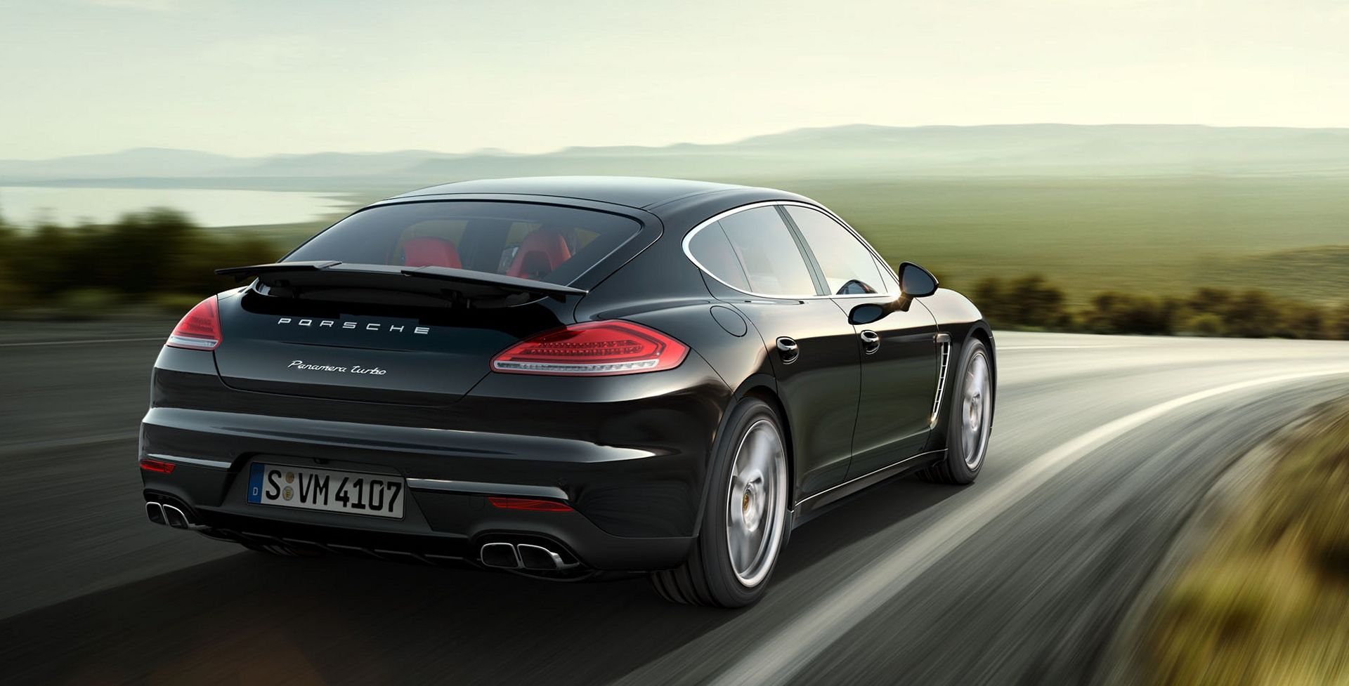 breaking news porsche panamera 2013 first official images only cars and cars. Black Bedroom Furniture Sets. Home Design Ideas