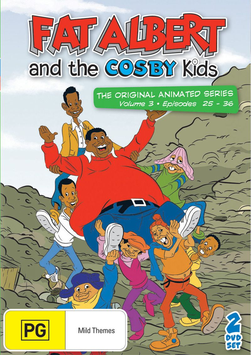 Fat Albert And The Cosby Kids S 1-2-3-4-5-6