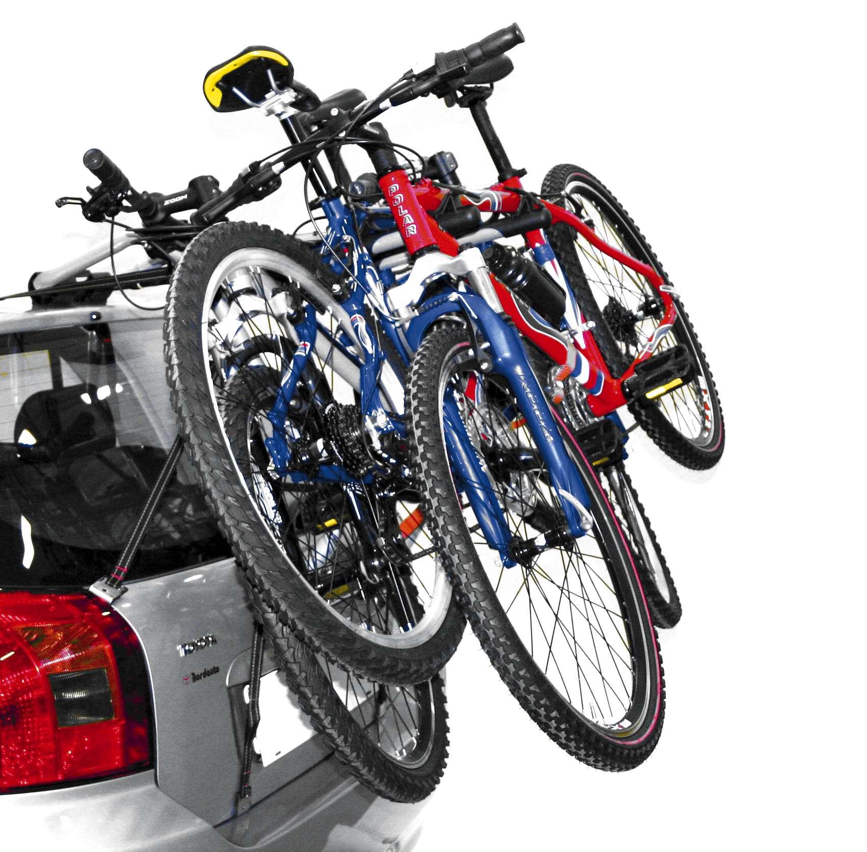 portabici posteriore universale peruzzo venezia 3 bici colore grigio ebay. Black Bedroom Furniture Sets. Home Design Ideas