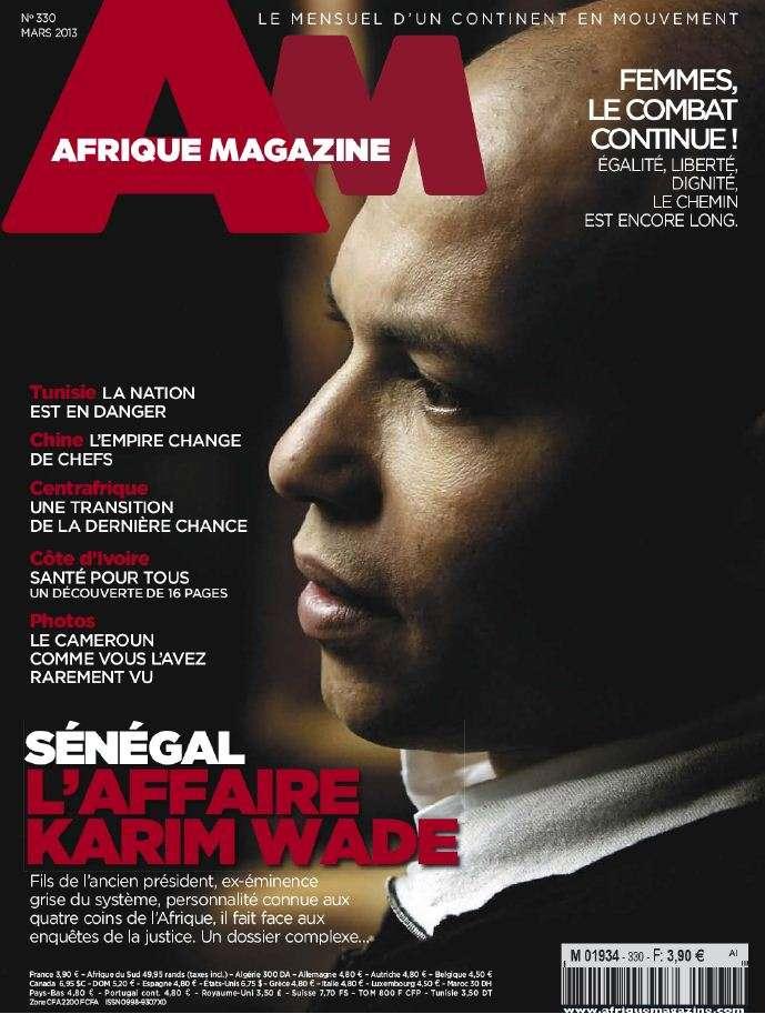 Afrique Magazine N°330 Mars 2013
