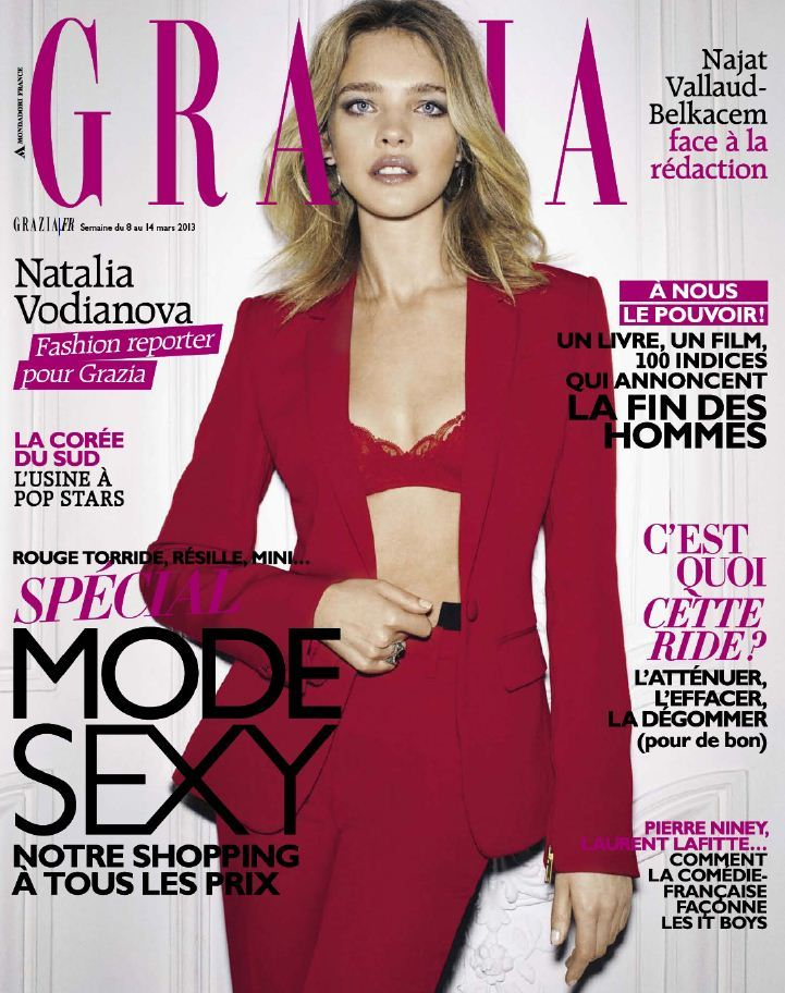Grazia N°181 du 08 au 14 Mars 2013