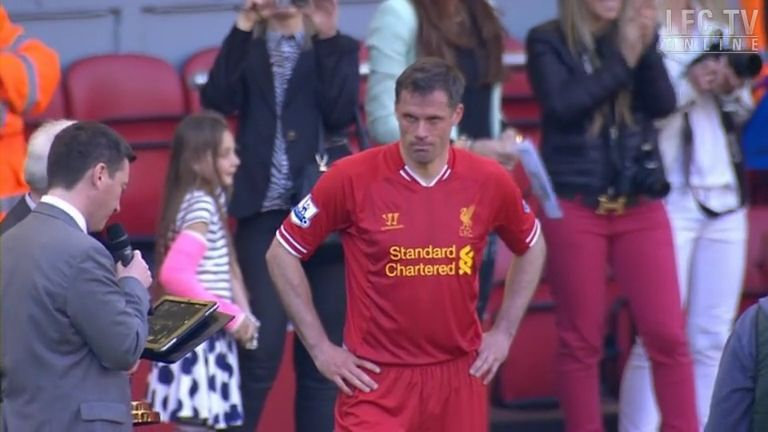 Premier League - Liverpool vs Queens Park Rangers 19/05/2013