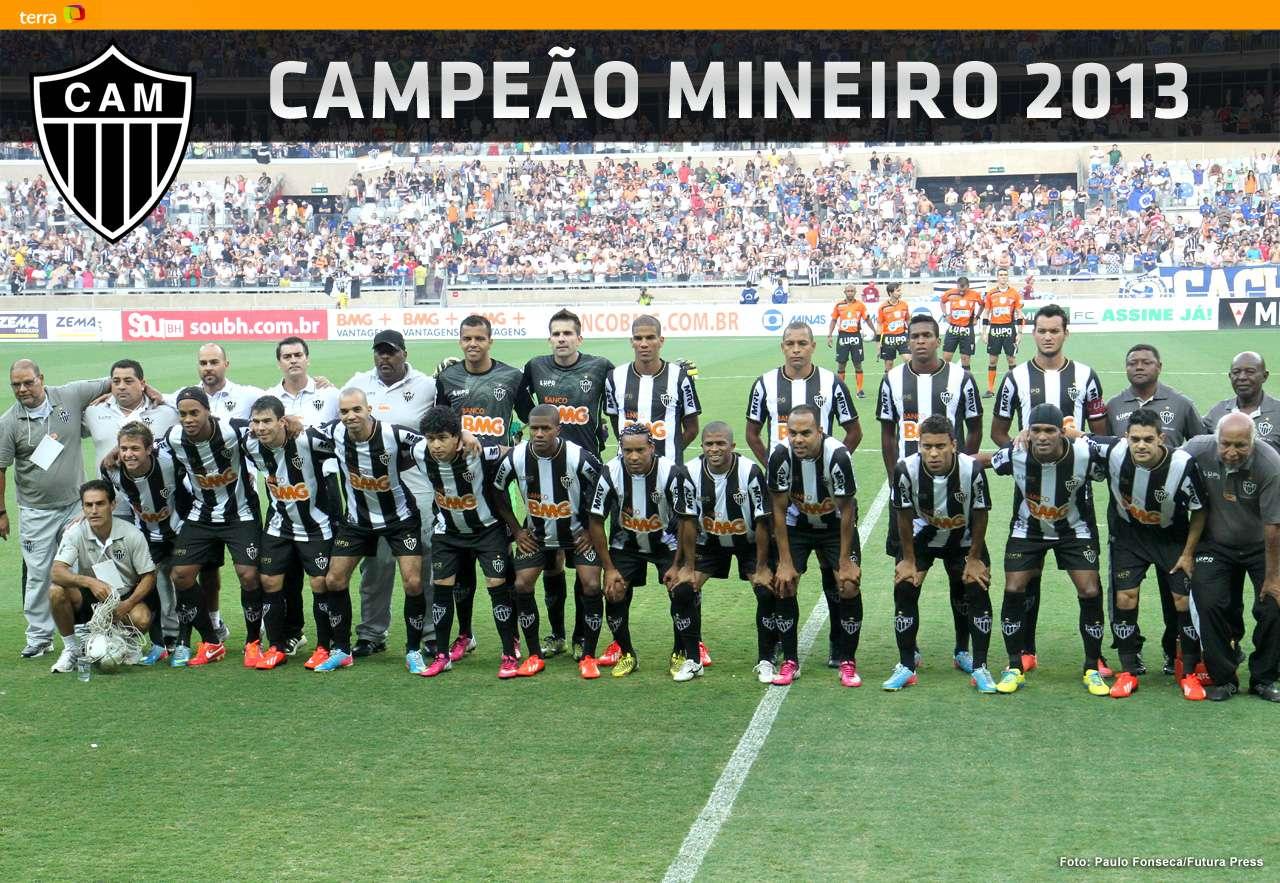 Atlético-MG Campeão