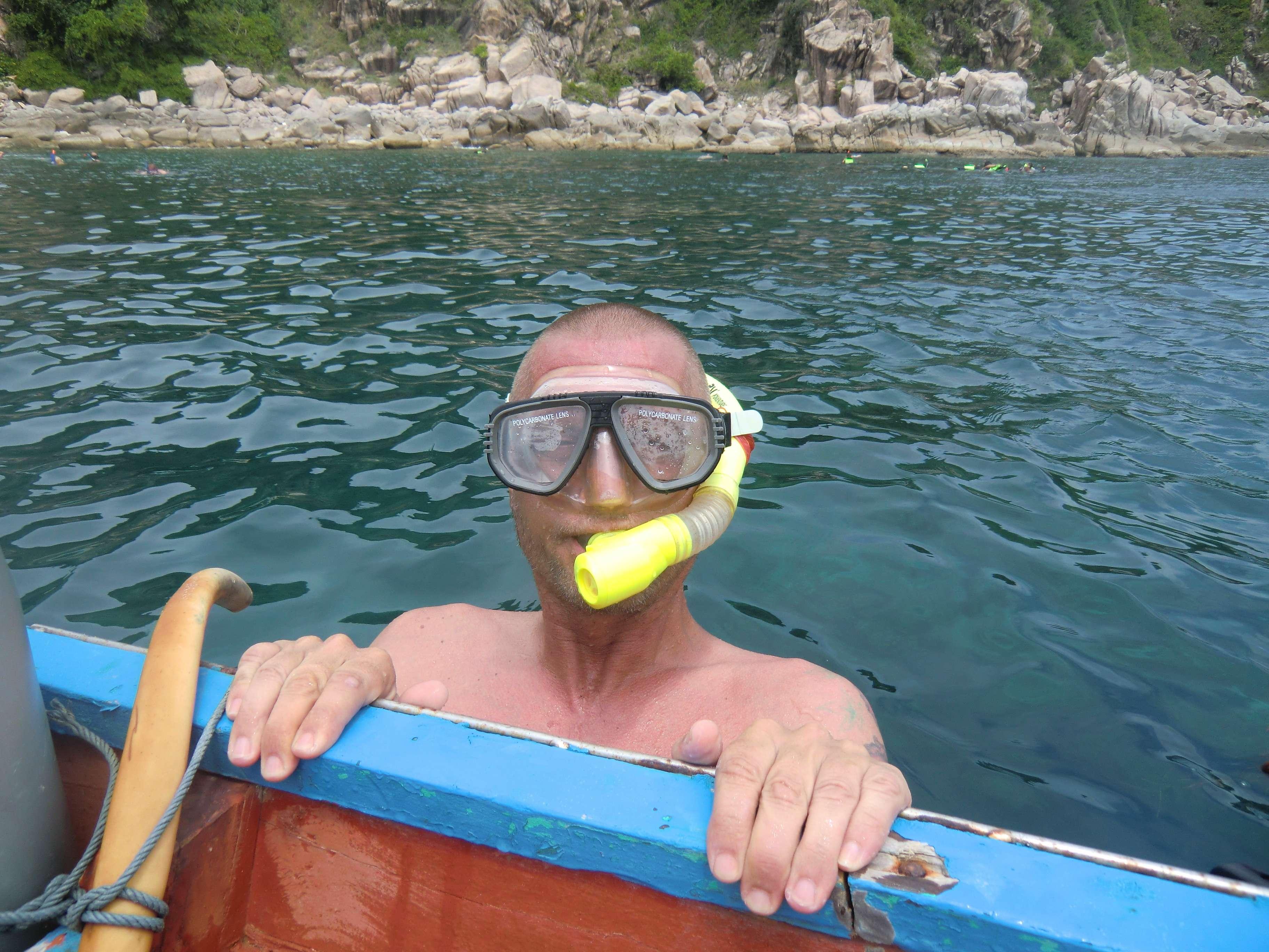 .... und du auch...ab ins Wasser !!!!
