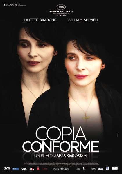 Copia conforme (2010) .avi DVDRip AC3 - ITA