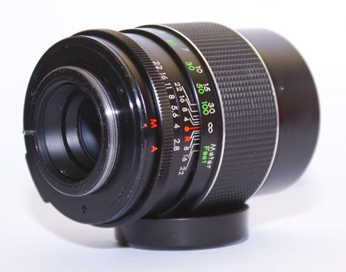 Optomax auto 135mm f3 5 sn 397673 for Garage sn autos 42
