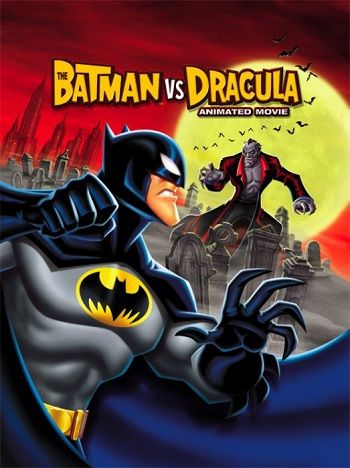 Batman Drakula'ya Karşı - 2005 Türkçe Dublaj MKV indir