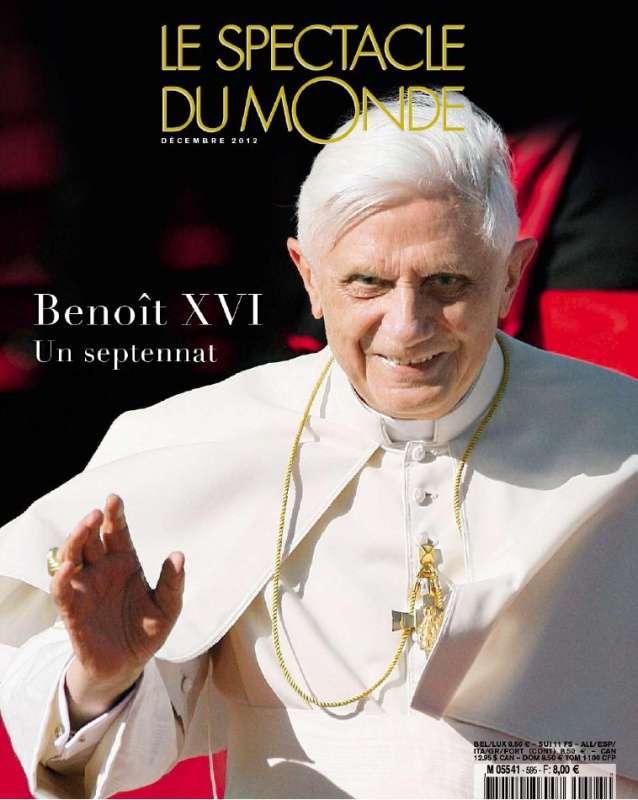 Le Spectacle du Monde N°595 Décembre 2012