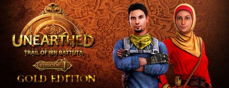 [PC] Unearthed: Trail of Ibn Battuta - Gold Edition - Episode 1 - SUB ITA