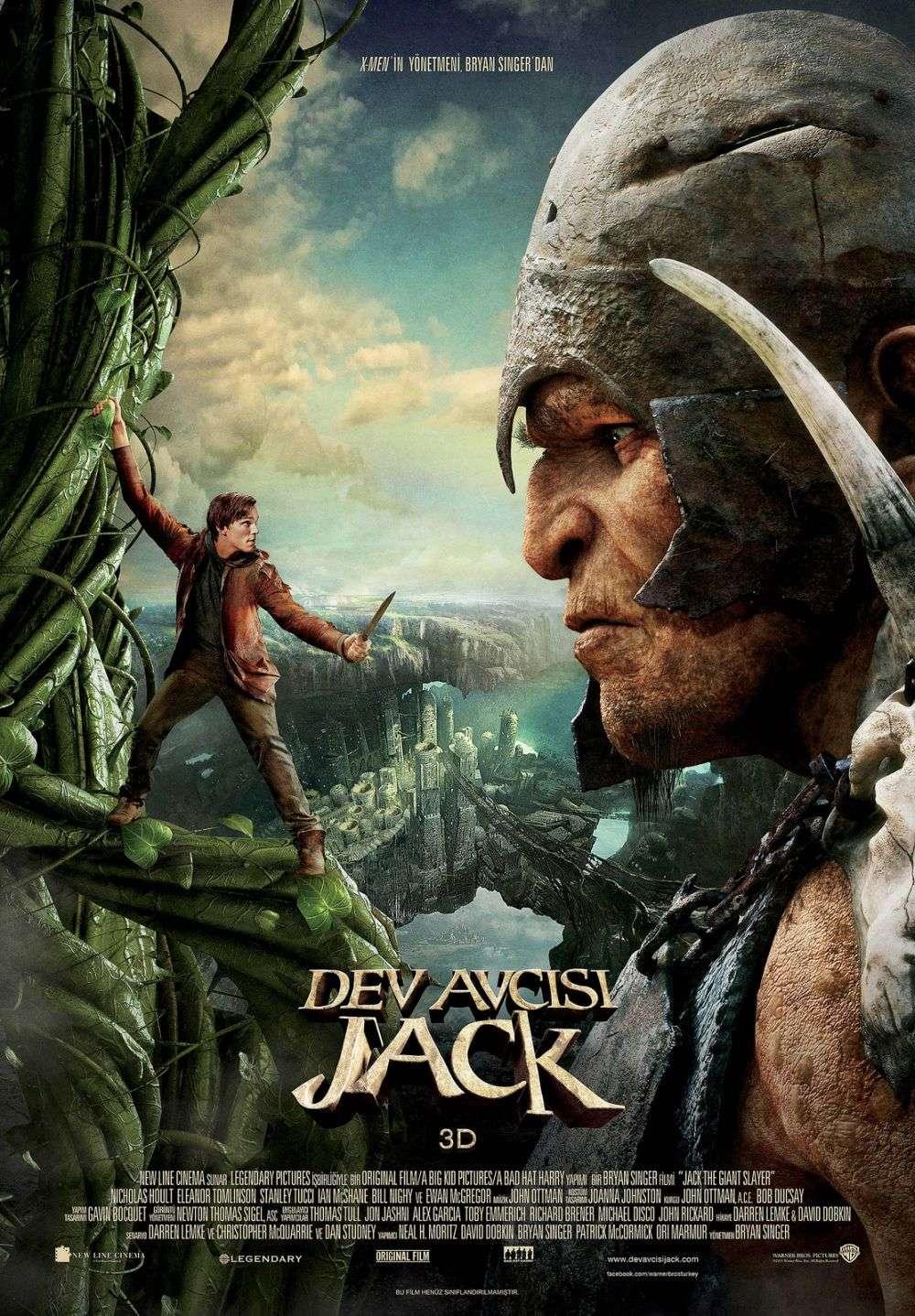 Dev Avcısı Jack - 2013 BDRip XviD - Türkçe Altyazılı indir