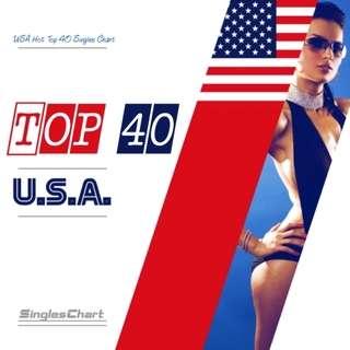 USA Hot Top 40 Singles Chart 13-December - 2014 Mp3 indir
