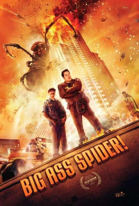 Big Ass Spider - 2013 BDRip x264 - Türkçe Altyazılı Tek Link indir