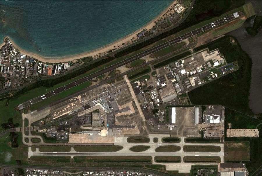 San Juan Aeropuerto Internacional Luis Mu 241 Oz Mar 237 N Tjsj